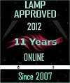 LAMP Approved Sponsor since 2007 � Movie Poster Bid