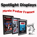 Spotlight Displays Poster Frames