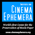 Institute for Cinema Ephemera