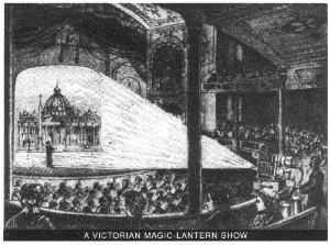 the magic lantern animation history essay
