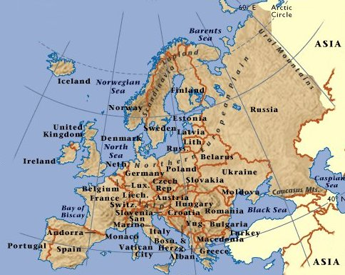 how to choose which european country to go