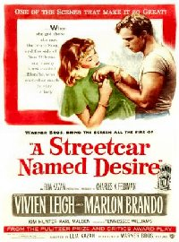 A Streetcar Named Desire US one sheet