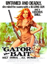 Gator Bait 1974 US one sheet