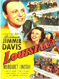 Louisiana 1947 US one sheet