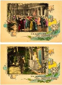 White Rose 1923 US lobby cards