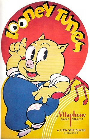 looney tunes porky pig 1936