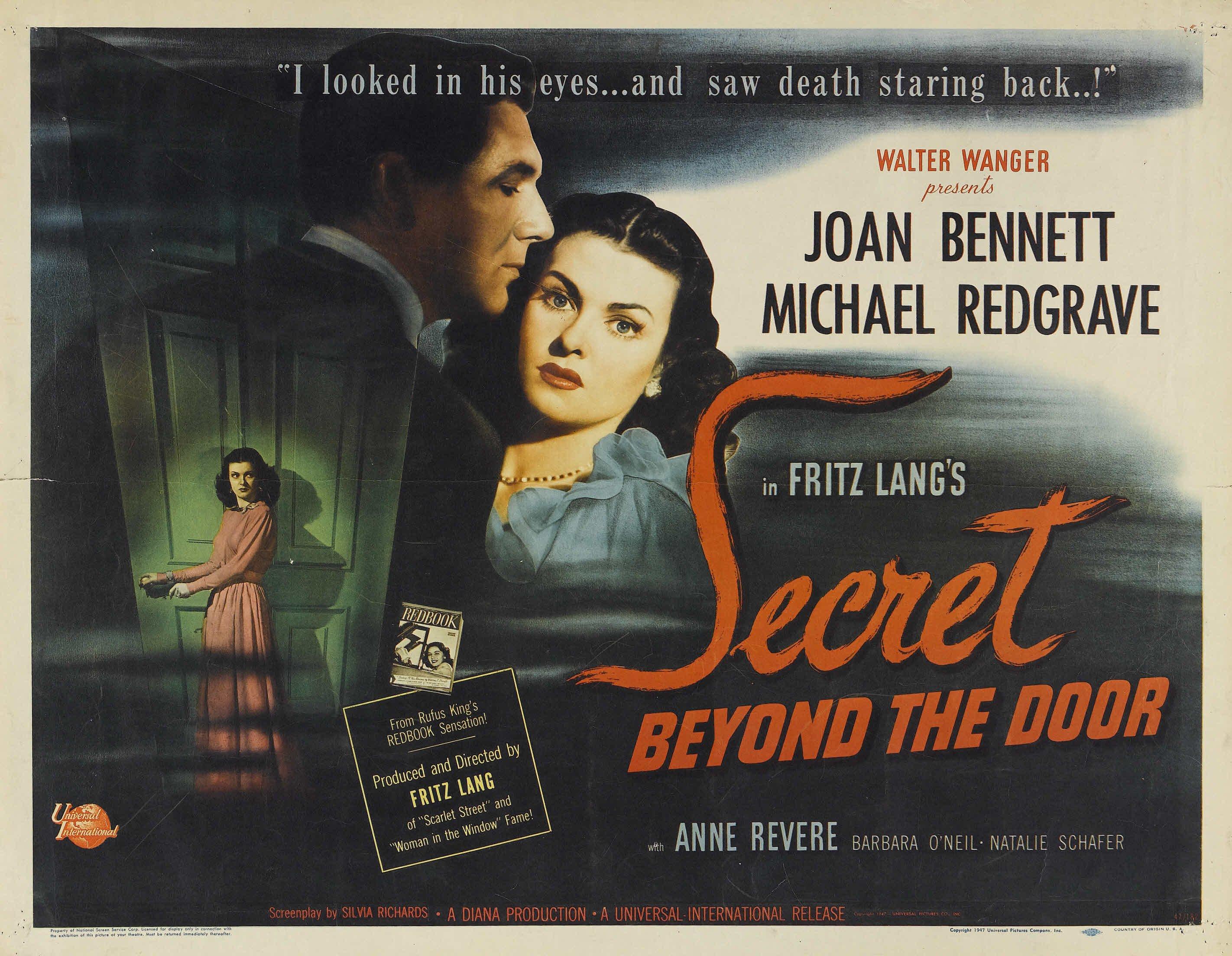 Secret beyond the door netflix