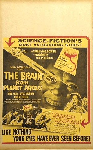 The Brain from Planet ...