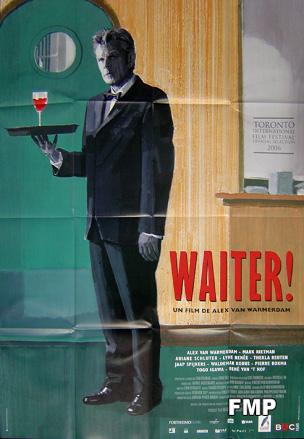Image courtesy of French Movie  Waiter Movie